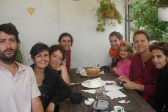Ceci est une photo à Rabaçal durant la pause café en juillet 2013.